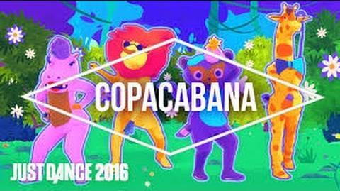 Just Dance Now-Copacabana