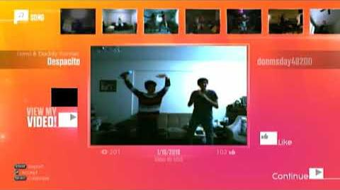 Just dance beta despacito remix on ps3 on autodance