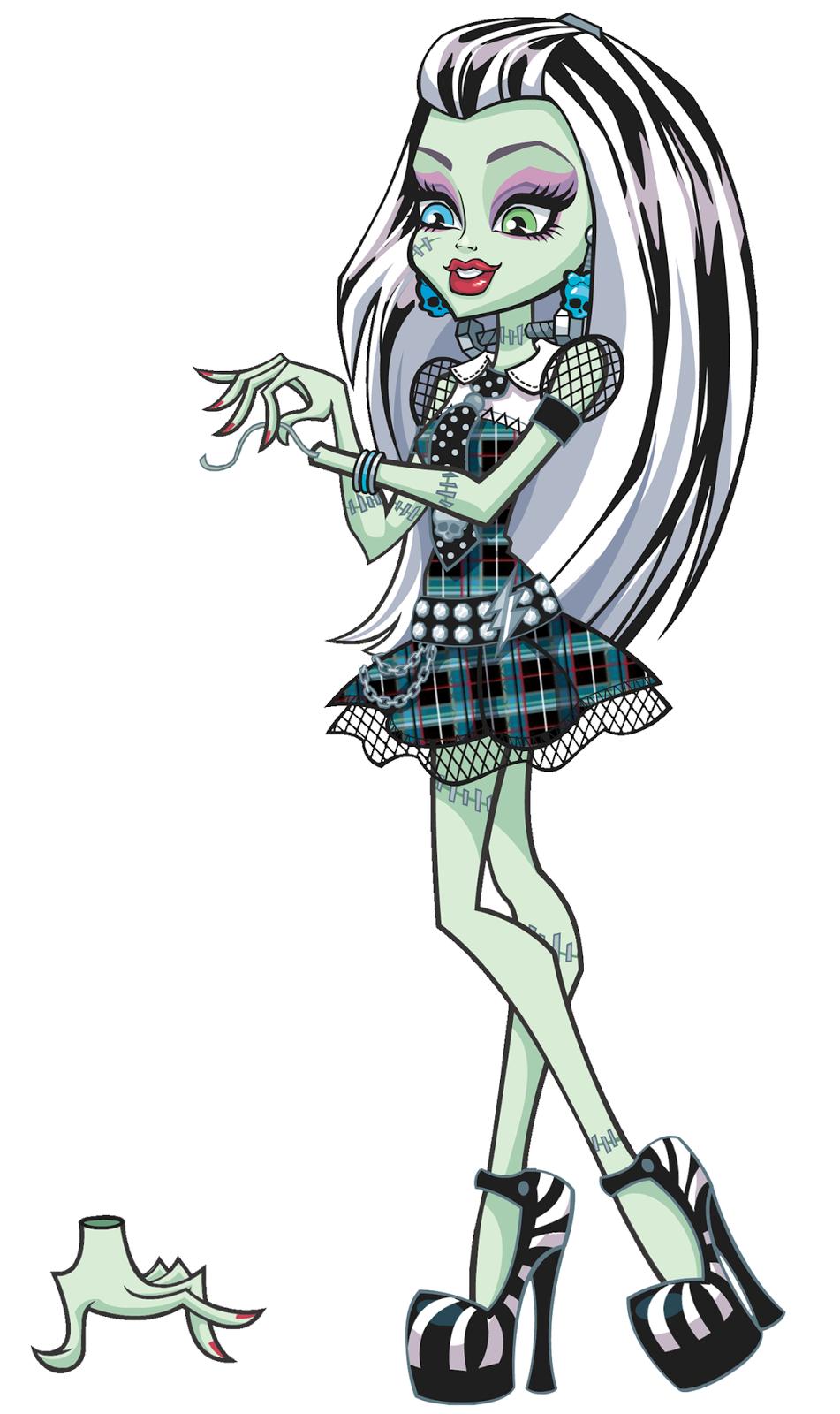 Monster High Frankie Stein 3