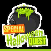 SpecialHalloweenQuest Logo