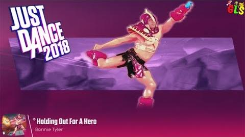 Holding Out For A Hero - Just Dance 2018