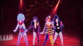 Just Dance 2016 NOGUI Circus