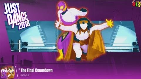 Just Dance 2018 - The Final Countdown