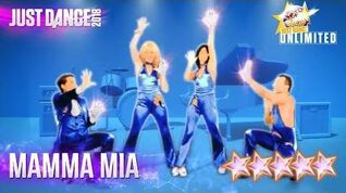 Just Dance 2018 Mamma Mia - 5 stars