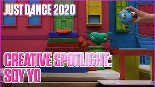 Just Dance 2020 Creative Spotlight Soy Yo Ubisoft US