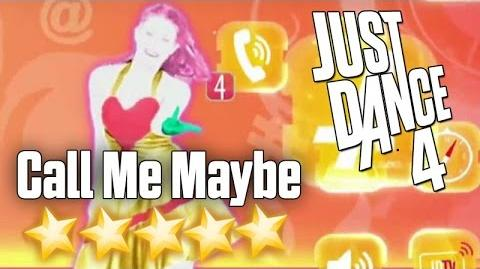 Just Dance 4 - Call Me Maybe - 13333