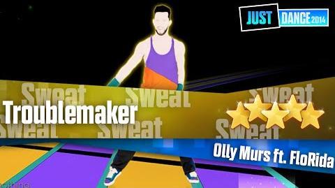 Troublemaker - Sweat Just Dance 2014