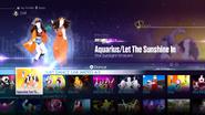 Aquarius jd2016 menu