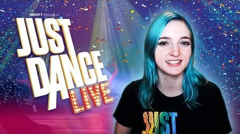 """Avery """"LittleSiha"""" Can't Wait for JUST DANCE LIVE!"""