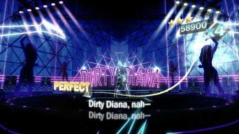 Dirty Diana - Michael Jackson The Experience (Xbox)