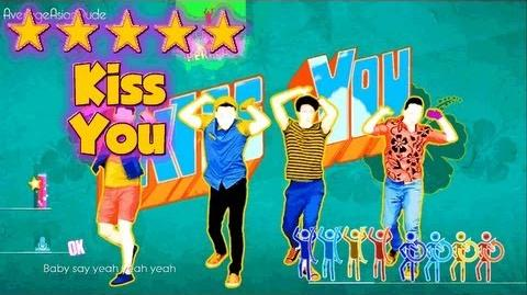 Just Dance 2014 - Kiss You - 5* Stars