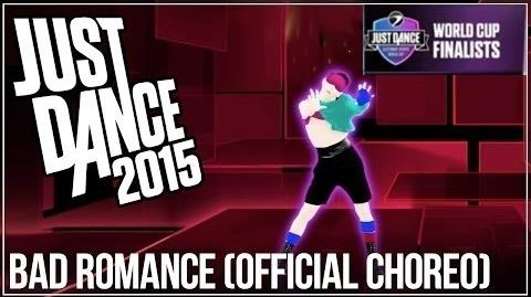 Just Dance 2015 - World Cup Finalists Community Remix Bad Romance (Official Choreography)