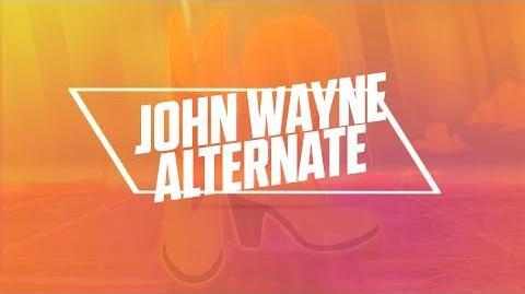 Just Dance 2018 - John Wayne Alternate (Com áudio original)