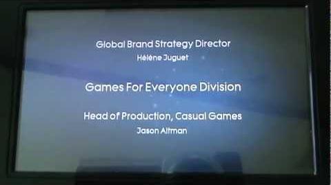 Just Dance 4 - Credits Scene