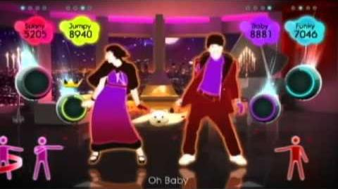 Why Oh Why - Just Dance 2 Gameplay Teaser 1