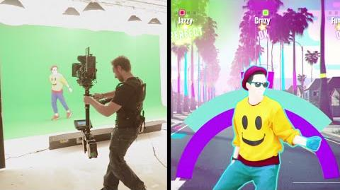 Behind the Scenes of Just Dance 2015