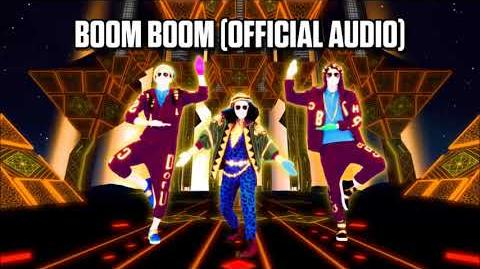 Boom Boom (Official Audio) - Just Dance Music