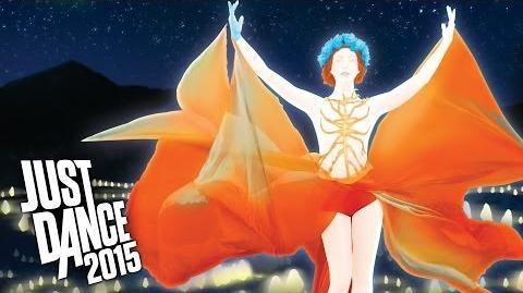 Burn - Ellie Goulding Just Dance 2015 Gameplay