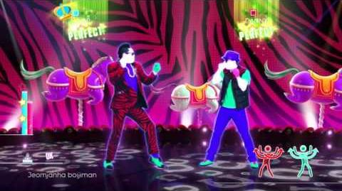 Gangnam Style - Just Dance 2014