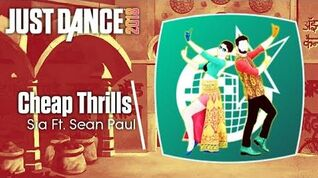 Just Dance 2018 (Unlimited) Cheap Thrills - Alternate (Versão de bollywood)