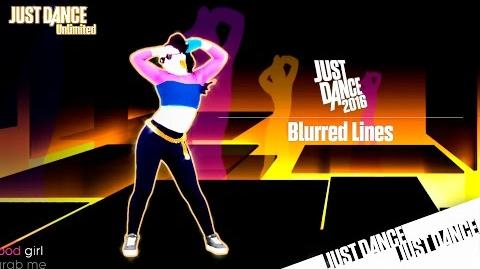 Just Dance Unlimited - Blurred Lines Extreme
