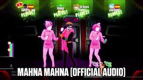 Mahna Mahna (Official Audio) - Just Dance Music