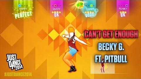 Can't Get Enough - Just Dance 2014 Gameplay Teaser (US)