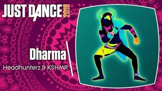 Dharma - Just Dance 2018