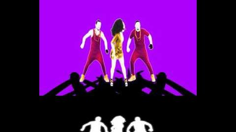 Gimme! Gimme! Gimme! (A Man After Midnight) (On-Stage) - Just Dance 2014 (Extraction)