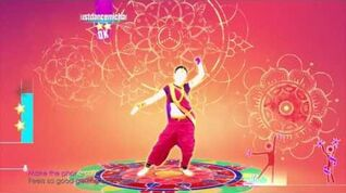 Just Dance 2017 Fancy Indian Version 5 stars Wii u