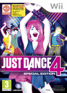 Just Dance 4 (PAL SE)