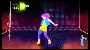 Just Dance 4 - We No Speak Americano (Puppet Master Mode) - 5 Stars (No Audio)