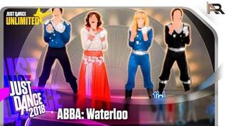 Just Dance Unlimited - ABBA Waterloo