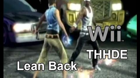 The Hip Hop Dance Experience - Lean Back - Gameplay (Wii)