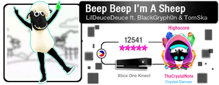 BeepBeep M617Score