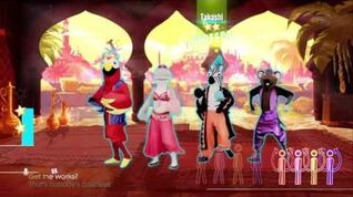 Istanbul (Not Constantinople) - Just Dance 2016
