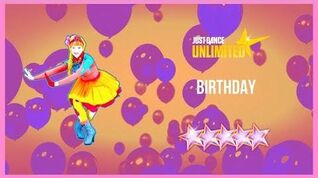 Just Dance 2019 (Unlimited) Birthday