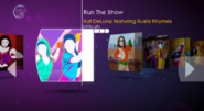 Runtheshow jd4 menu wii
