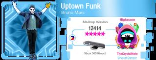 UptownFunkMU M617Score