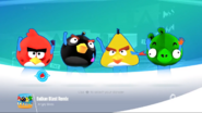 Angrybirds kids coachmenu