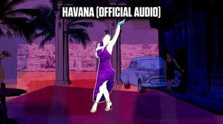 Havana (Official Audio) - Just Dance Music
