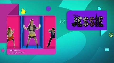 Hey Jessie - Just Dance Disney Party (No GUI)