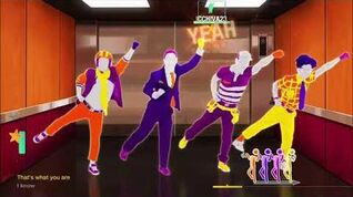 Just Dance 2020 Barry White - You're the First, the Last, My Everything (MEGASTAR)