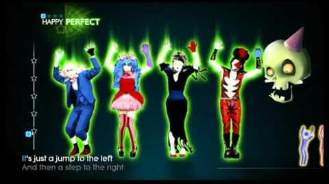 Just Dance 4 - Time Warp 4*