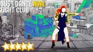 Just Dance Now - Fight Club 5 stars