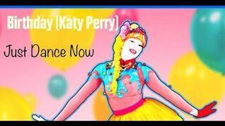 Just Dance Now Practising Birthday