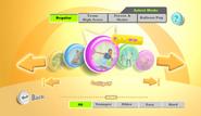 Lollipop jdk2 menu wii