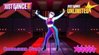 Sun - Just Dance 2019