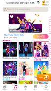 Thetime jdnow menu phone 2020