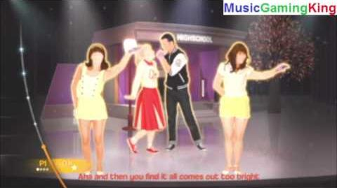 """ABBA You Can Dance Gameplay - """"Hole In Your Soul"""" - High Score Of 3,596 Points"""